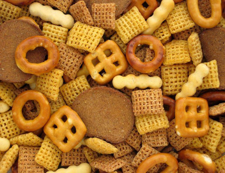 Snack Happy? Cut Back!