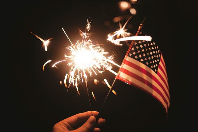July 4th – Happy Independence Day